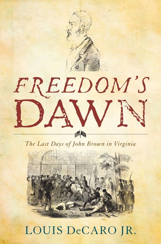 the events of john browns raid on the federal armory at harpers ferry virginia