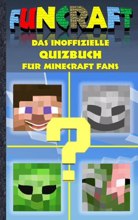 Bolcom Funcraft Das Inoffizielle Quizbuch Für Minecraft Fans - Minecraft quiz spiel