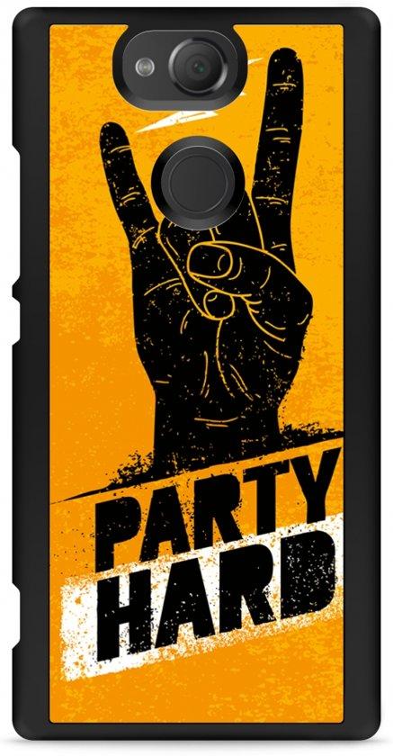 Xperia XA2 Hardcase Hoesje Party Hard 2.0