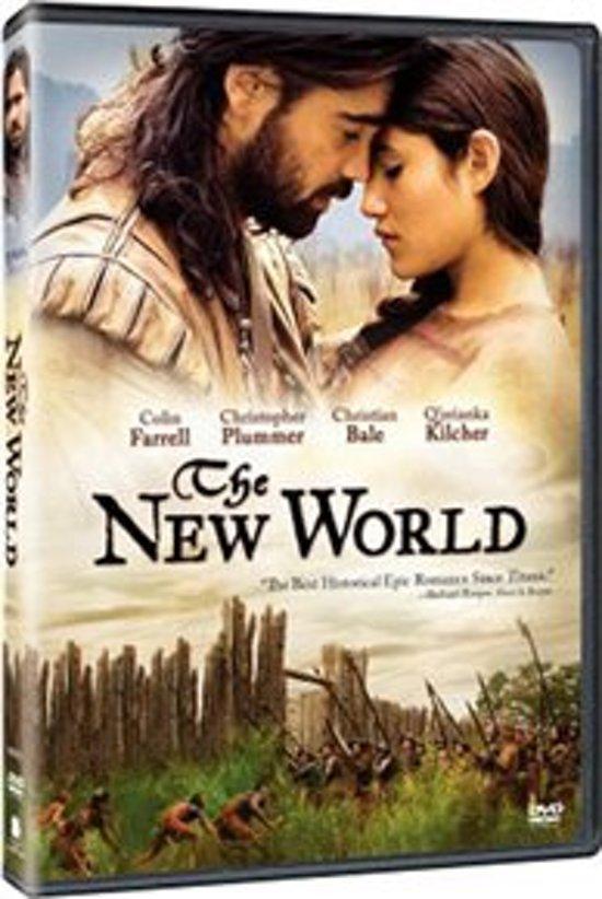 Cover van de film 'New World'