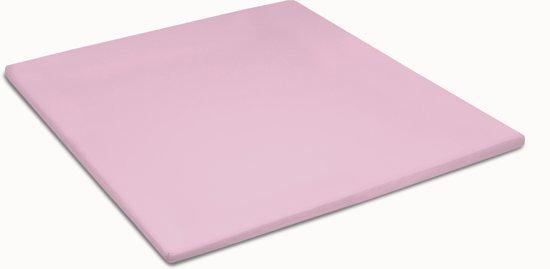 Cinderella - Topper hoeslaken (tot 12 cm) - Jersey - 140x200/210 cm - Candy