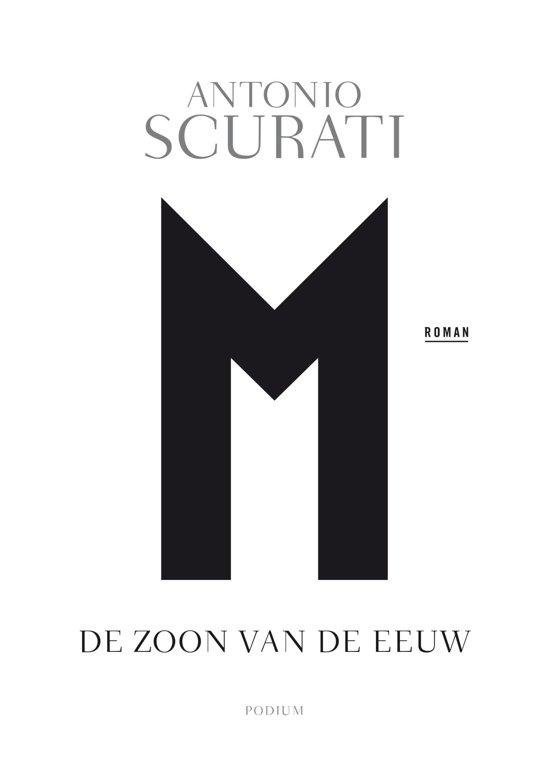 Boek cover M. van Antonio Scurati (Onbekend)