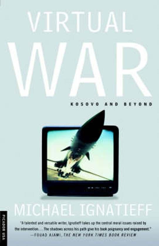 Boek cover Virtual War van Professor Michael Ignatieff (Paperback)