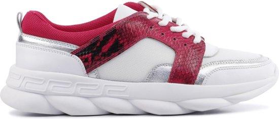 Signorini Vrouwen Sneakers -  Kate - Roze - Maat 37