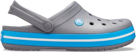 Crocband Sabots Sandales Crocs Taille Gris / Bleu 42-43 JDyzF