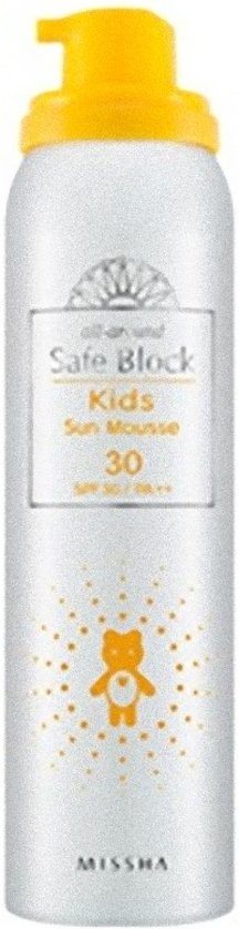 Missha All-around Safe Block Kids Sun Mousse