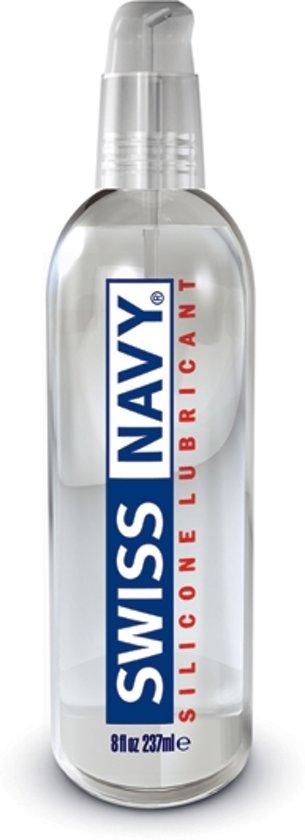 Swiss Navy Siliconen Glijmiddel 237 ml