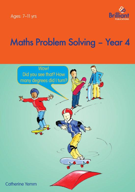 Bol Com Maths Problem Solving Year 4 Ebook Catherine border=