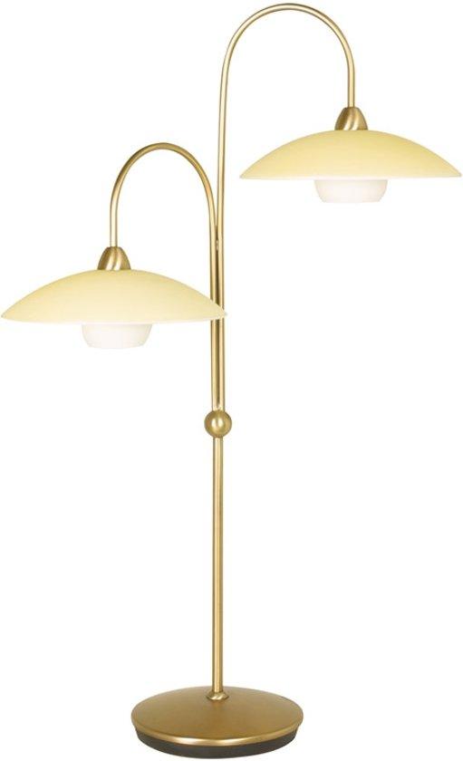 bol steinhauer aleppo tafellamp 2 lichts halogeen