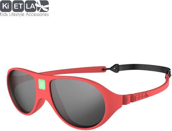 c4a860ab50f20c Ki Et La - UV-zonnebril voor peuters - Jokala - Rood