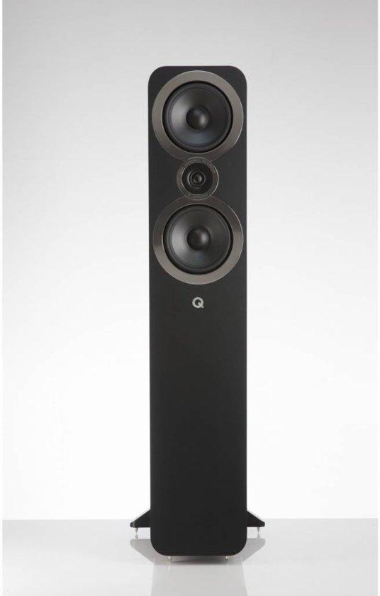 Q Acoustics 3050i - Vloerstaande Speakers - Zwart (per paar)