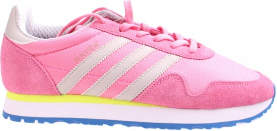 Adidas Sneakers Haven Unisex Roze Maat 36 23
