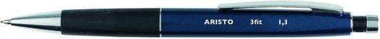 vulpotlood Aristo 3fit blauw 1,30mm
