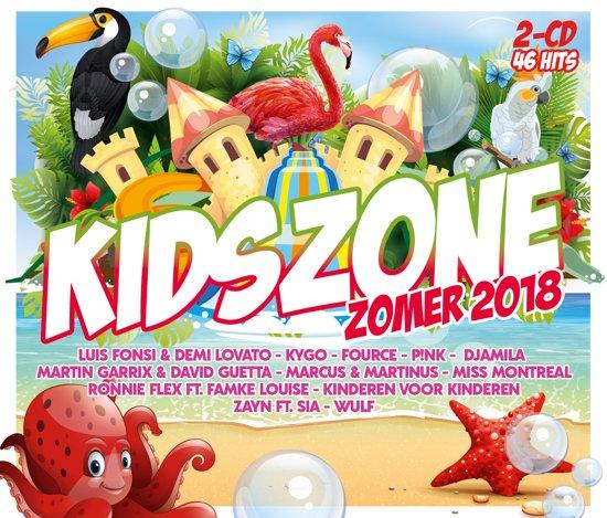 Kidszone Zomer 2018