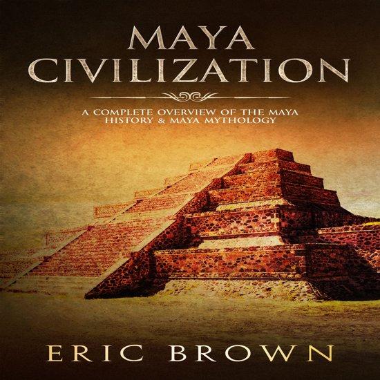 Boek cover Maya Civilization van Eric Brown (Onbekend)