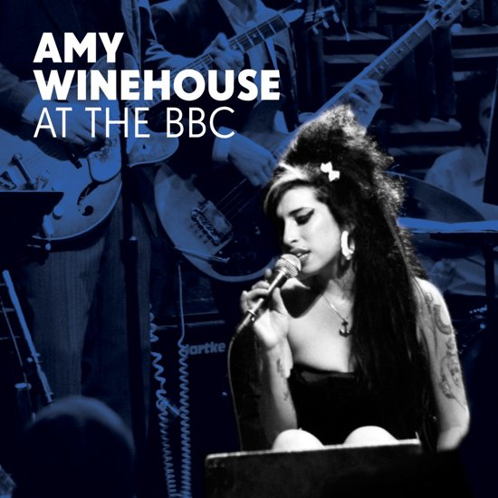 CD cover van Amy Winehouse At The Bbc van Amy Winehouse