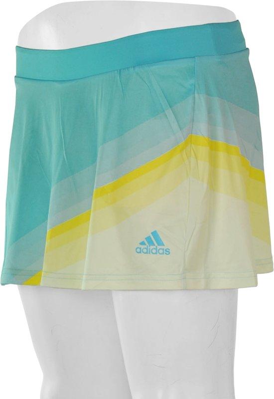 Adizero Dames Adidas Blauw;geel W Licht Maat M SkortSportrok nwOm0vN8