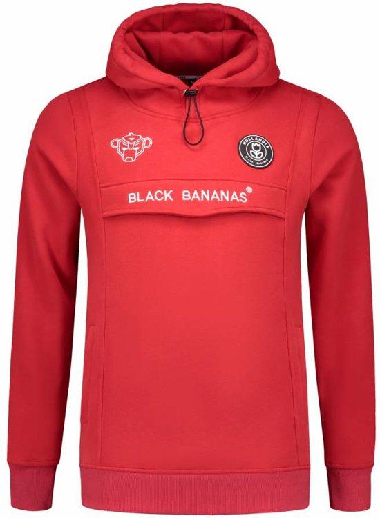 F cAnorak Hoodie Black Red Bananas WYDHe29IE