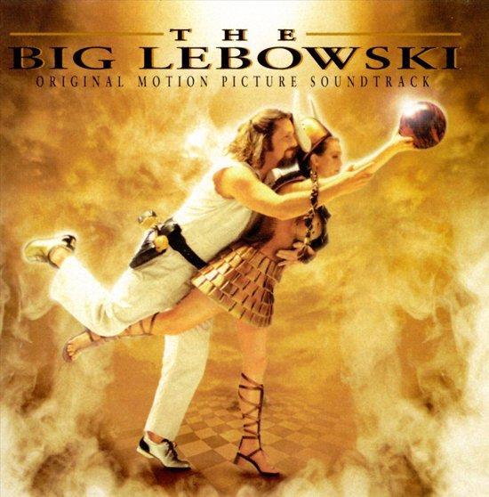 CD cover van The Big Lebowski van Elvis Costello