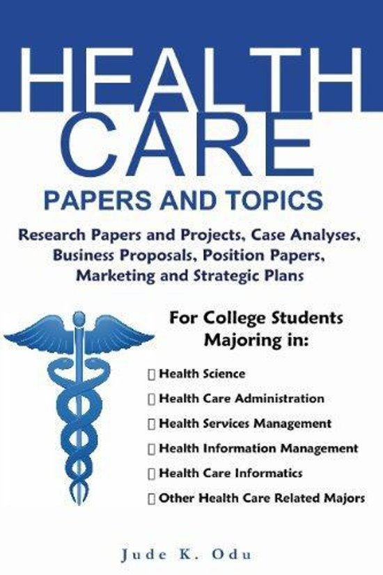 leadership in health care essay Implementing strategic change in a health care system: the importance of leadership and change readiness david f caldwell jennifer chatman charles a o'reilly iii.