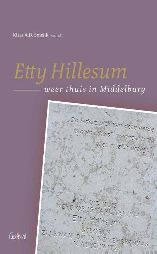 Etty Hillesum Studies 7 Etty Hillesum weer thuis in Middelburg