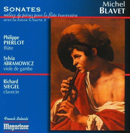 Blavet: Sonates Op 2