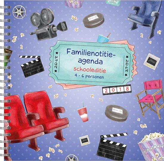 Familienotitieagenda 17 maands Film t m 6 personen 2017 2018