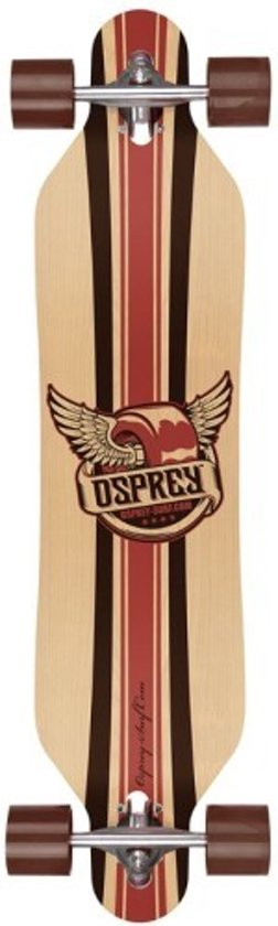 """Osprey 41"""" Twin Tip Longboard - Phoenix"""