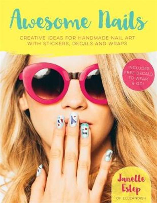 bol.com | Awesome Nails, Janelle Estep | 9781784722838 | Boeken