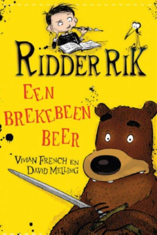 Ridder Rik - Een brombeer brekebeen