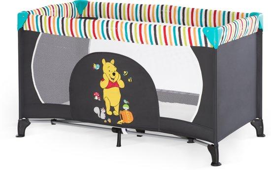 Campingbedje Winnie De Pooh.Bol Com Hauck Dream N Play Campingbedje Pooh Geo