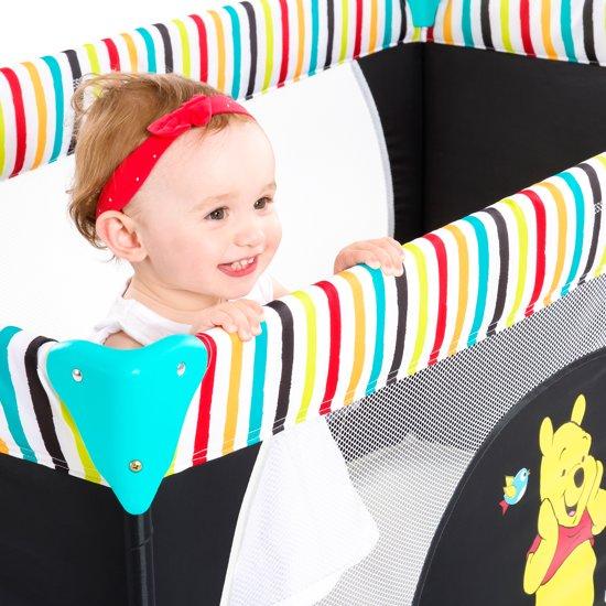 Campingbedje Winnie De Pooh.Hauck Dream N Play Campingbedje Pooh Geo Globos Giftfinder