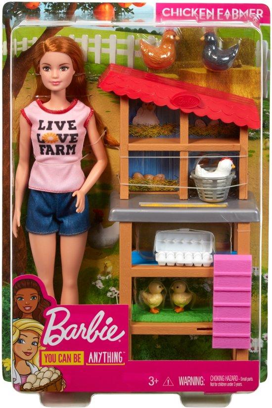 Barbie Kippenboer