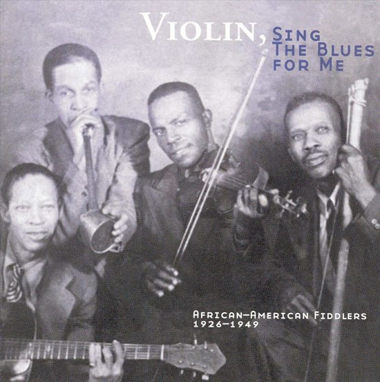 Violin Sing The Blues For Me