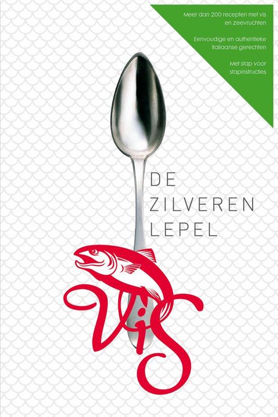 Boek cover De Zilveren Lepel - Vis van Anoniem (Hardcover)