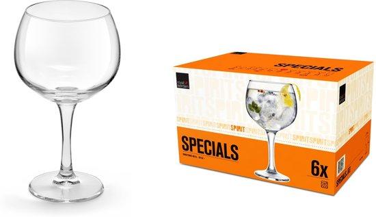 Royal Leerdam Specials Gin & Tonic Cocktailglas - 60 cl - 6 Stuks