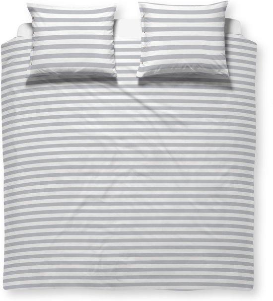 Cinderella Costa - Dekbedovertrek - 240 x 200/220 cm - Lits-jumeaux - Grey