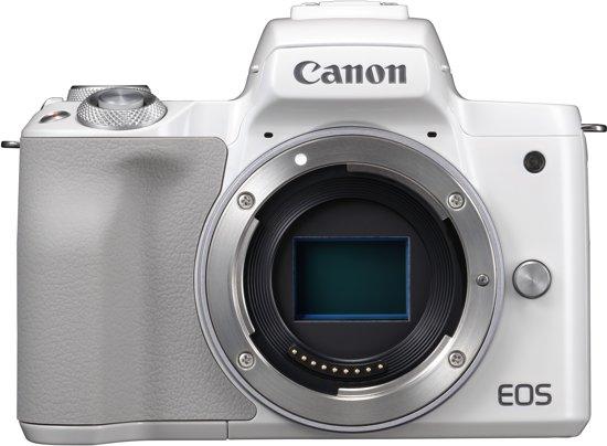 Canon EOS M50 - Body - Wit