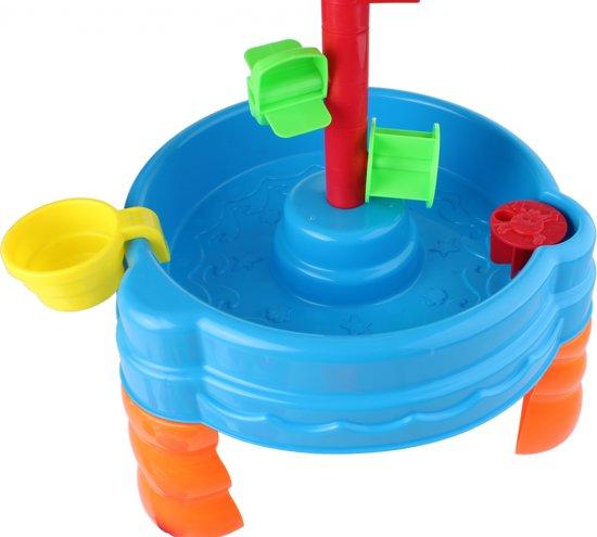 Eddy Toys Zand- En Watertafel 22-delig Blauw