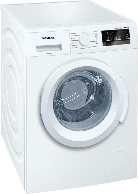 Siemens WMN16T3471 - iQ500 - iSensoric - Wasmachine
