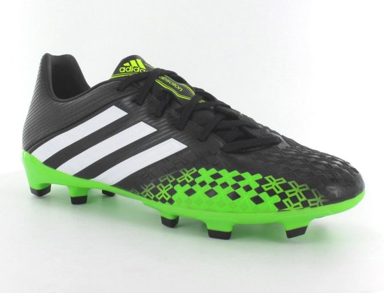 2dd816a9552 adidas Predator Absolion LZ TRX FG - Voetbalschoenen - Heren - Maat 40 -  Zwart
