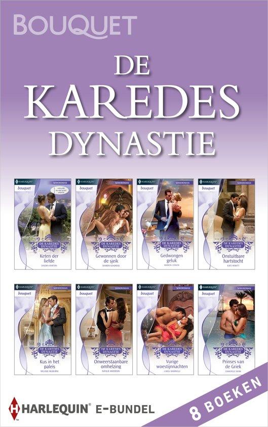 Bouquet Bundel - De Karedes Dynastie (8-in-1)