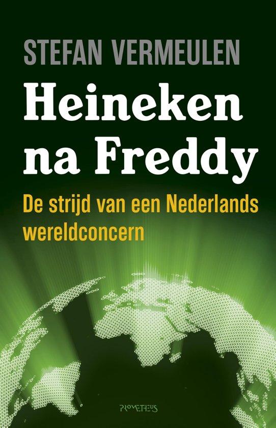 Boek cover Heineken na Freddy van Stefan Vermeulen (Onbekend)