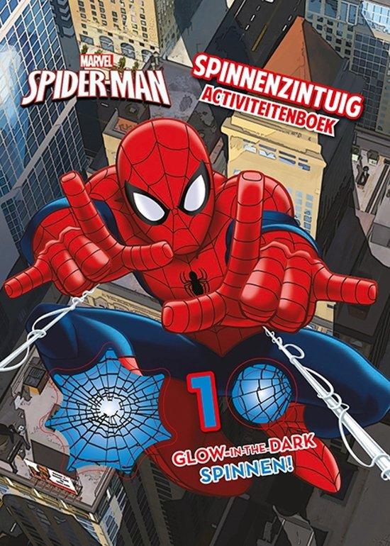 Marvel spider-man Spinnenzintuig act.