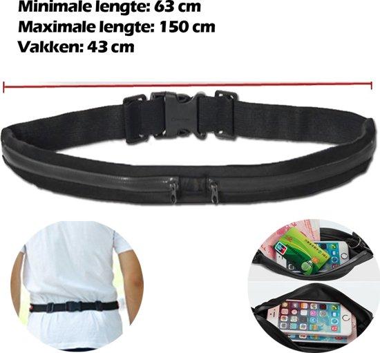 Waterdichte heuptas | Waterdichte telefoonhoesjes | Buideltasje | Running belt | Money belt | Fanny pack | Sporttas | Sporttassen