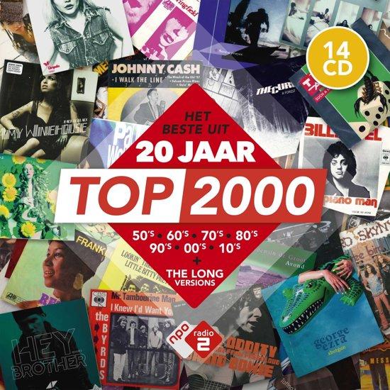 CD cover van Het Beste Uit 20 Jaar Top 2000 van Top 2000
