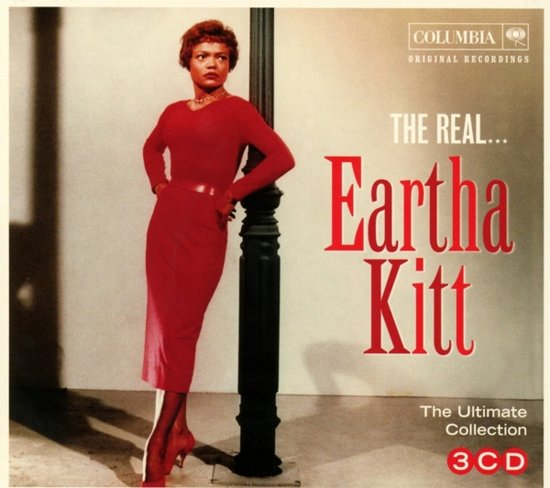 The Real... Eartha Kitt (The Ultimate Collection)