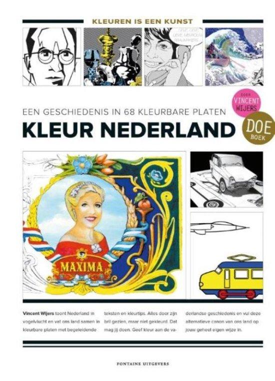Kleurplaten Bloemenelfjes.Download Kleur Nederland Vincent Wijers Pdf Mostfectbencau