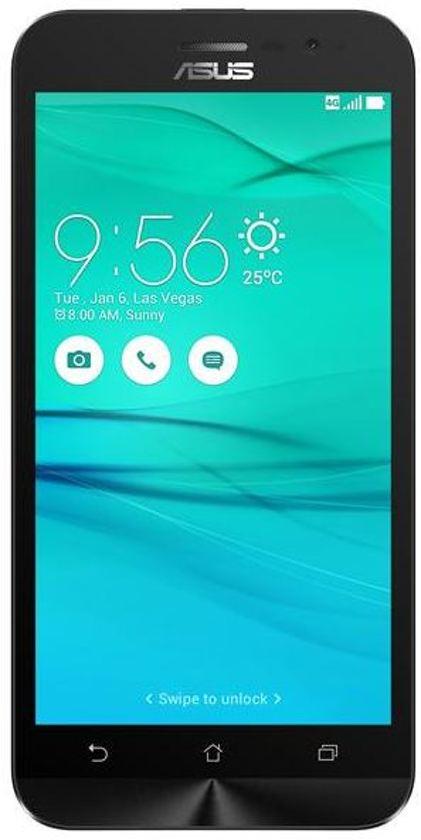 Asus Zenfone Go - 16 GB - Zwart