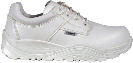 Witte Werkschoenen.Bol Com Witte Werkschoenen Model Tokui S3 Ci Src Maat 38